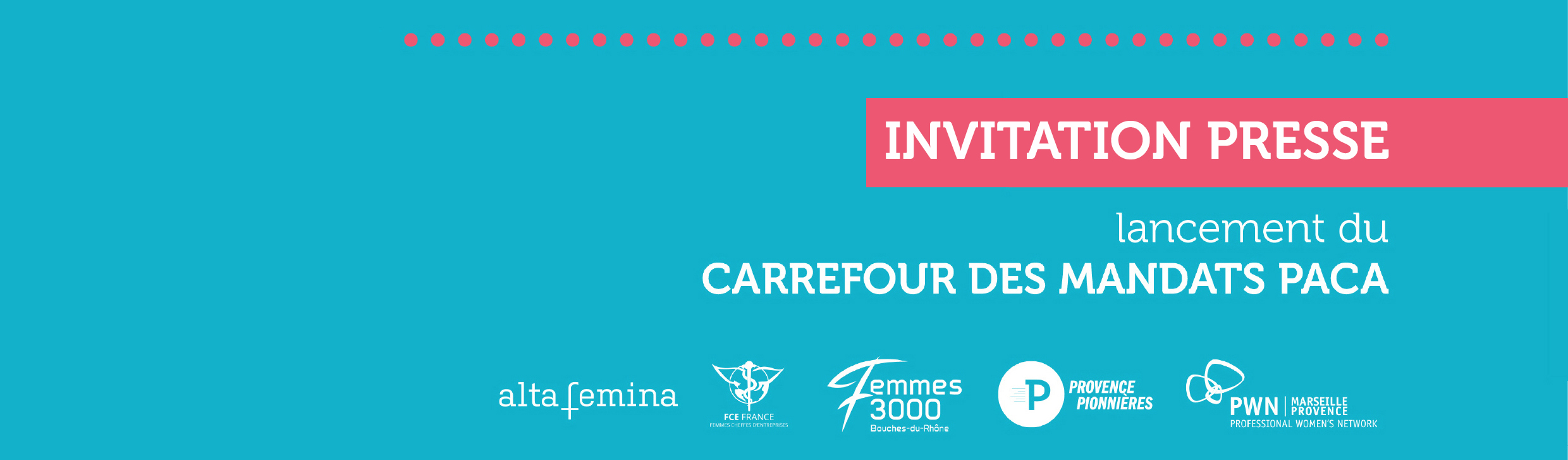 Invitation carrefour des mandats paca